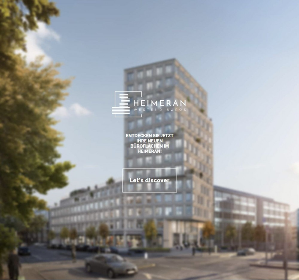 360webViewer Heimeran Bürotower München - Fix Visuals